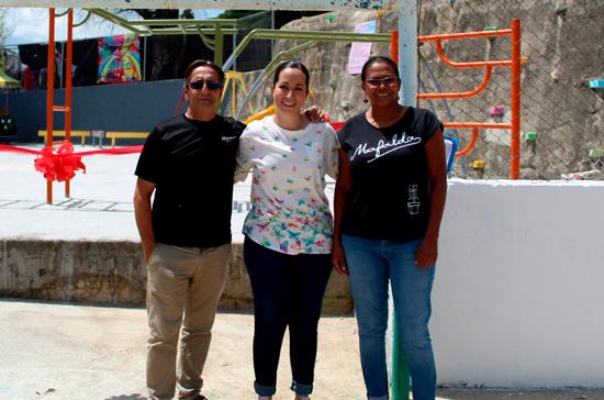 Programa de voluntariado V.E.M.O.S México