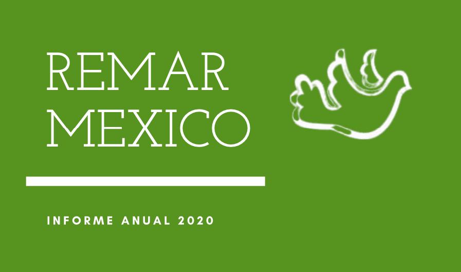 Remar annual report 2020